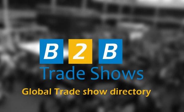 Trade Shows directory, Upcoming B2B tradeshows, trade expo, b2b