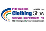 Workwear and Corporate Clothing Show 2015