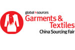 China Sourcing Fair: Garments & Textiles 2014 - Miami