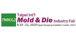 Taipei International Mold & Die Industry Fair 2020