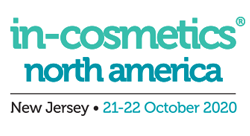 In-cosmetics North America 2020 - New Jersey
